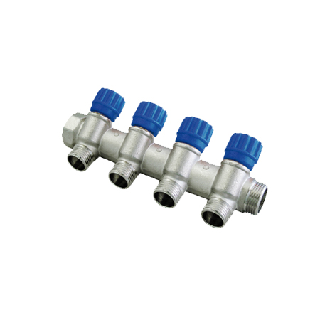 MANIFOLDS FOR HEATING SYSTEMS