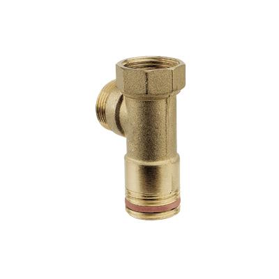 Raccordo A 3 Vie Con Teflon -1″ Gas (brevettato).