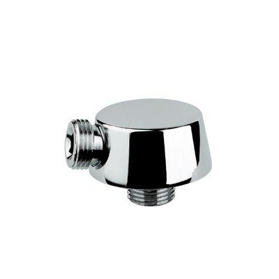 Lightweight Wall Water Connection, Chrome Plated , Male Threaded Female NPT